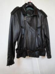 Herrenlederjacke original Trapper leather wear