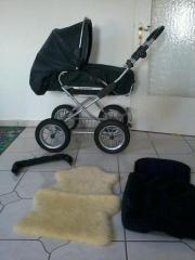 hesba kinderwagen kinder baby spielzeug g nstige angebote finden. Black Bedroom Furniture Sets. Home Design Ideas