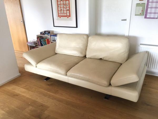 hochwertige ledercouch beige in lustenau polster sessel couch kaufen und verkaufen ber. Black Bedroom Furniture Sets. Home Design Ideas