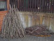 Holz von Ästenausschnitt