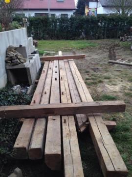 Zu verkaufen for Holzbalken fachwerk
