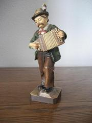 Holzschnitzfigur aus Südtirol color