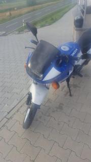 Honda nsr 50ccm