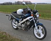 Honda NTV 650 (