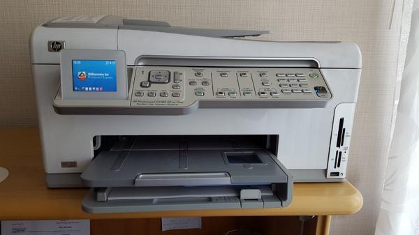all one drucker fax gebraucht kaufen nur 2 st bis 70 g nstiger. Black Bedroom Furniture Sets. Home Design Ideas