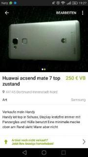 huawai ascend mate