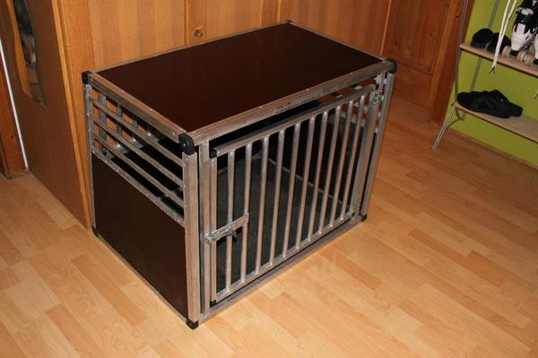 hundebox f rs auto spezialanfertigung f r hyundai santa fe. Black Bedroom Furniture Sets. Home Design Ideas