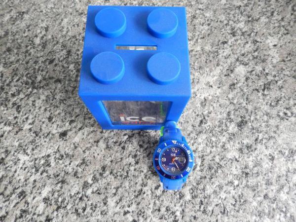 ice watch blau in heppenheim uhren kaufen und verkaufen. Black Bedroom Furniture Sets. Home Design Ideas