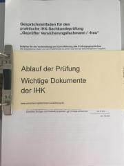 IHK Prüfung Versicherungsfachmann/-