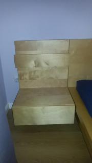 ikea malm nachttisch haushalt m bel gebraucht und. Black Bedroom Furniture Sets. Home Design Ideas