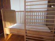 Ikea Kinderbett Leksvik