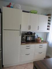IKEA Küche Faktum mit STÅT Fronten elfenbeinweiß incl. E-Geräten ...   {Ikea küchen faktum fronten 95}