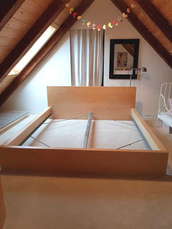ikea malm bett birke 180x200cm in murnau - ikea-möbel kaufen und, Hause deko