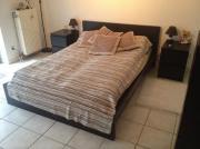 ikea malm schlafzimmer in schwarz-braun!!! top zustand in neuss ... - Schlafzimmer Schwarz Braun Ikea