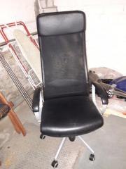 ikea buerostuhl in ro dorf gewerbe business gebraucht kaufen. Black Bedroom Furniture Sets. Home Design Ideas