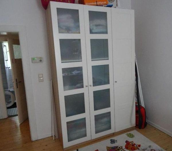 kleiderschrank ikea pax. Black Bedroom Furniture Sets. Home Design Ideas