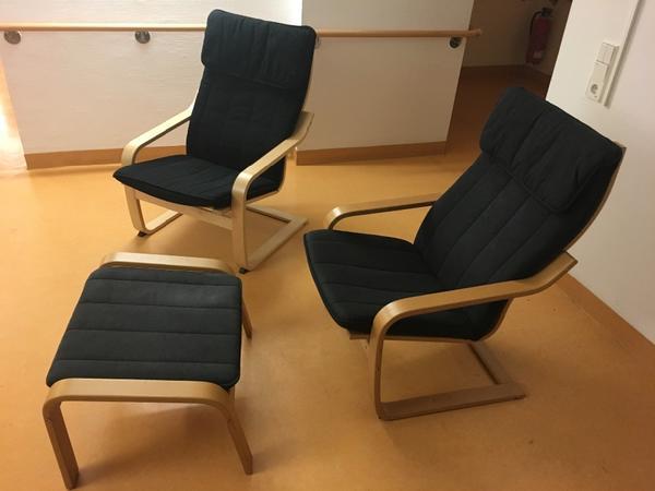 Ikea relaxsessel poäng  Ikea Sessel Poäng in Stuttgart - Polster, Sessel, Couch kaufen und ...