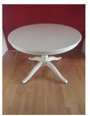 Esstisch rund ausziehbar ikea  Runder Esstisch Ikea - Haushalt & Möbel - gebraucht und neu kaufen ...