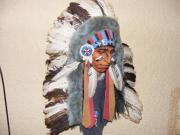 Indianermodell