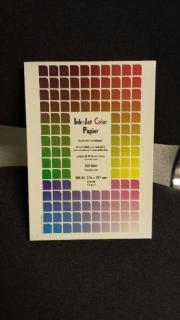 Ink-Jet Color