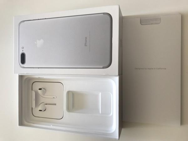 iphone 7 plus ovp silber 32 gb in esslingen apple iphone. Black Bedroom Furniture Sets. Home Design Ideas