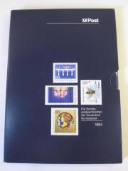 Jahreszusammenstellung Bund Berlin 1984