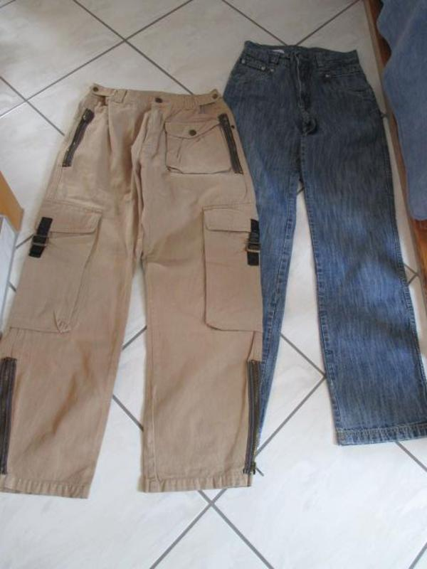 Jeans Gr 164 2 Stück