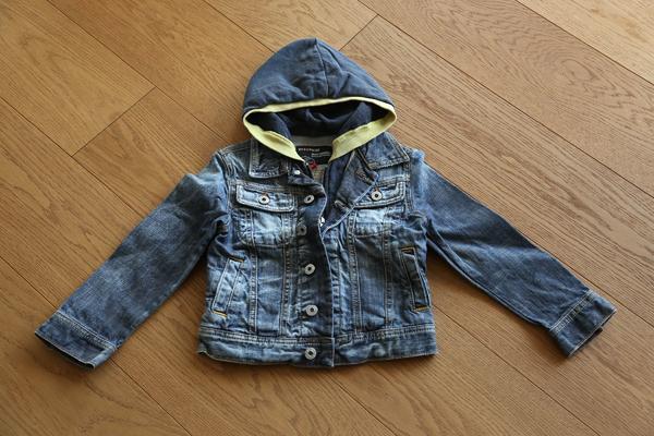 Jeansjacke - Energie - Gr. 104 - Königstein - Ich verkaufe eine schöne Jeansjacke in Größe 104 für Jungen von der Marke Energie.Die Jacke ist in sehr gutem Zustand.Bei Versand zzgl. Kosten. - Königstein