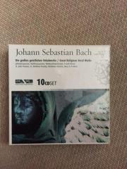 Joh Sebastian Bach 10 CD