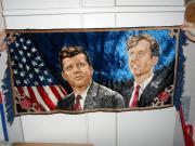 John F Kennedy und Robert