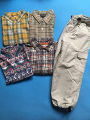 Jungs Kleidungspaket