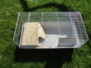 Kaninchenkäfig, Hasenkäfig, Tleintierkäfig