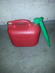 Kanister NEU 5L Treibstoff Kanister