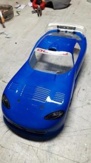 Karosserie HPI Micro RS4