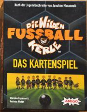 Kartenspiel Die wilden Fussballkerle