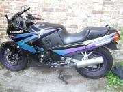 Kawasaki GPX 600R (