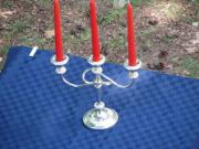Kerzenleuchter Designer Rarität gehobene Tischkultur