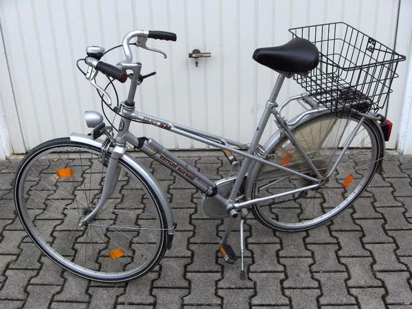 alu fahrrad damen