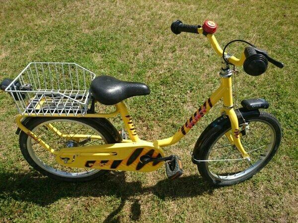 kinder fahrrad 18 gebraucht kaufen nur 2 st bis 75 g nstiger. Black Bedroom Furniture Sets. Home Design Ideas