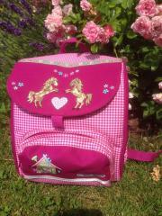 Kindergartentasche Kinderrucksack für Mädchen