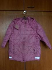 Kinderjacke Gr 104 Anorak - rosa