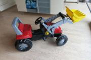 Kindertraktor Rolly Toys +