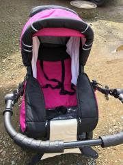 Kinderwagen Baby Merc