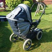 Kinderwagen und Buggy