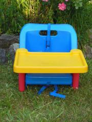 Klappbarer Babysitz / Kindersitz