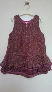Kleid von Escada,