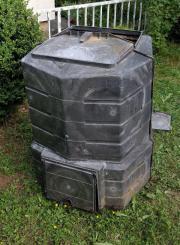 Komposter zu verschenken