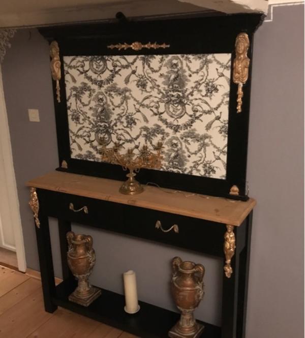 barock tisch neu und gebraucht kaufen bei. Black Bedroom Furniture Sets. Home Design Ideas