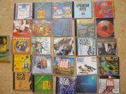 Konvolut CDs Konvolut Musikkassetten in