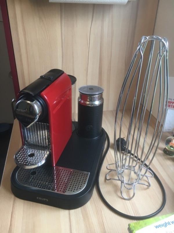Krups Nespresso CitiZ&milk in Waischenfeld - Kaffee ...